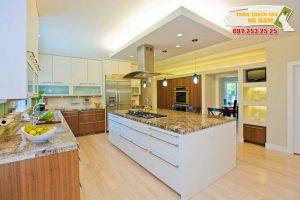 20 mẫu trần thạch cao cho phòng bếp sung túc, ấm áp lạ thường, tham khảo ngay!
