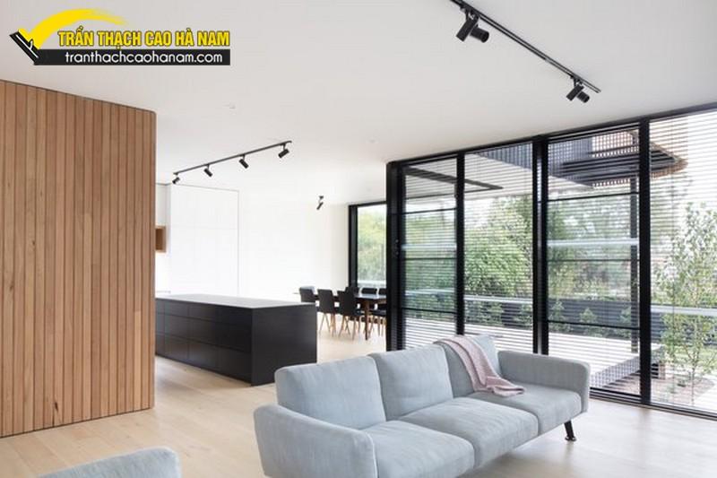 Làm trần thạch cao tại Hà Nam để sở hữu không gian đẹp mười phân vẹn mười